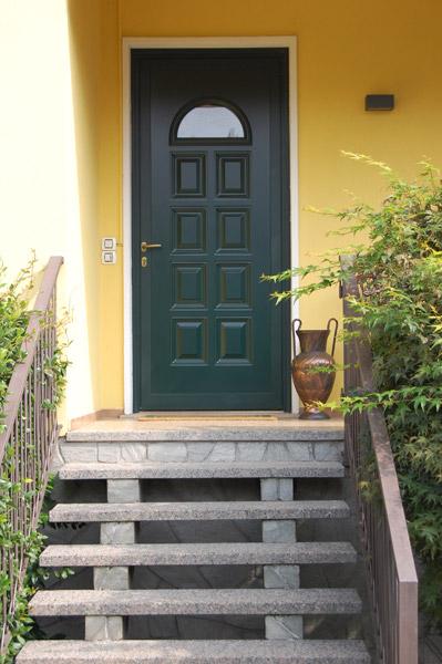 Lorenzo calvitti serramenti porte blindate alluminio - Portoncini blindati per esterno ...