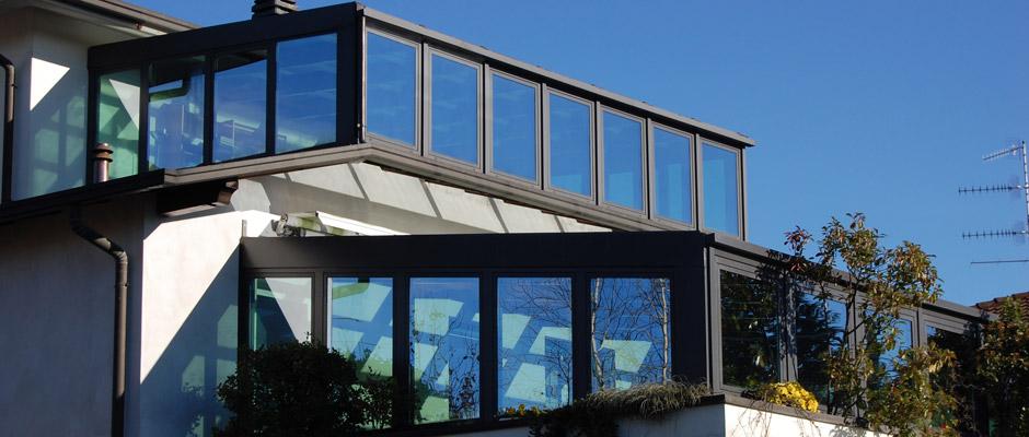 Lorenzo calvitti serramenti verande giardino d 39 inverno for Giardino invernale